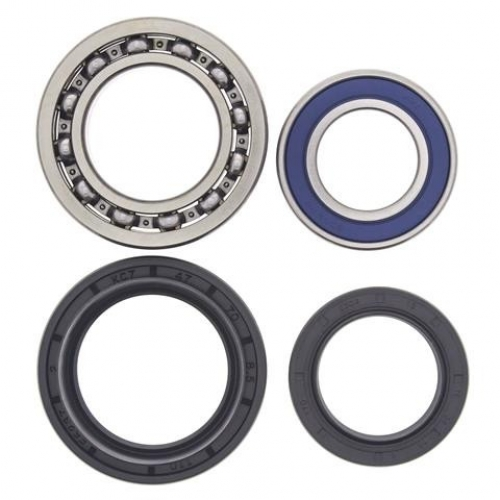 25-1012 AllBalls Quad ATV Radlager Achslager Wheel Bearing Kit für Yamaha YFM 400 450 Kodiak