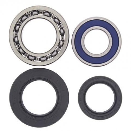 25-1014 AllBalls Quad ATV Radlager Achslager Wheel Bearing Kit für Yamaha YFM 250 350 600 Grizzly